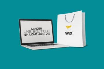 Créer une boutique en ligne avec Wix
