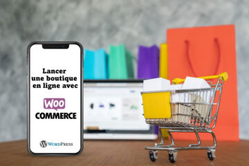 Créer un site ecommerce avec Woocommerce Wordpress